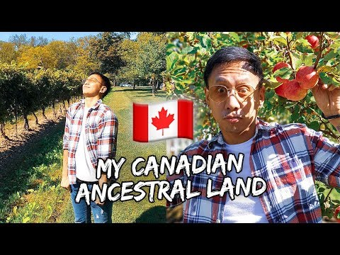 Visiting My Canadian Ancestral Land (St. Catharines, ON) | Vlog #625