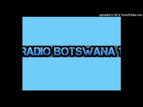 Radio Botswana VS Hams! Shortwave Radio 1980s on 7355
