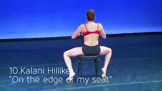 TOP 10 MOST INAPPROPRIATE DANCES AND COSTUMES ON DANCE MOMS EVER!
