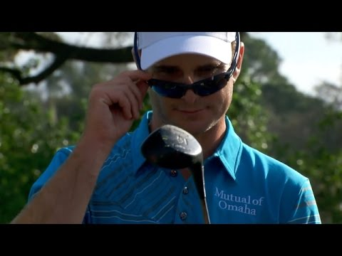 PGA TOUR players swing Arnold Palmer's vintage clubs