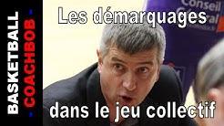 Les démarquages dans le jeu collectif / Thierry Marcilly