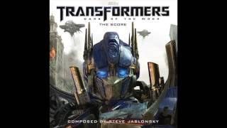 They've Discovered the Ark - Transformers: Dark of the Moon (The Expanded Score) Resimi