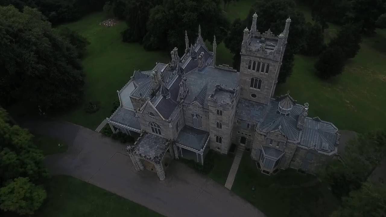 Lyndhurst Castle Tarrytown New York Dji Phantom 4 Youtube