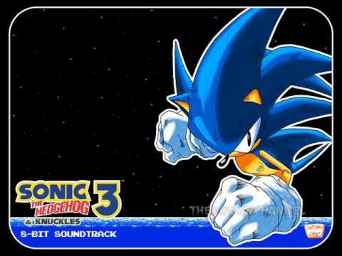 Sonic The Hedgehog 3 & Knuckles 8-Bit Arrange, T23: Lava Reef Zone Act II