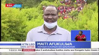 Maiti Afukuliwa: Mtoto msichana wa umri wa miaka 3 auawa na kuzikwa msituni na wazazi wake