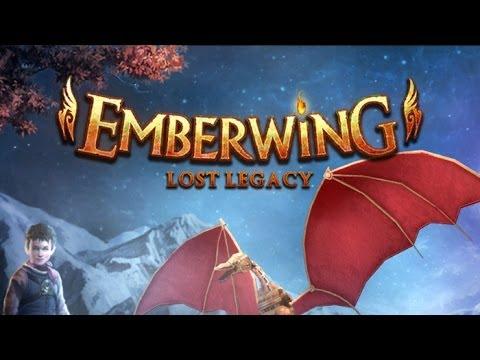 Emberwing Lost Legacy Gameplay | HD 720p