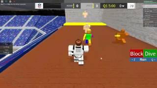 Roblox Madden 17 Gameplay (sub to devine)