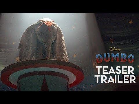 Dumbo Official Teaser Trailer Youtube