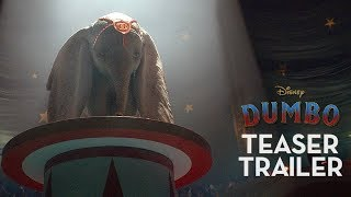 Watch the teaser trailer for Tim Burton's all-new live-action Dumbo, coming to theatres March 2019. From Disney and visionary director Tim Burton, the all-new ...