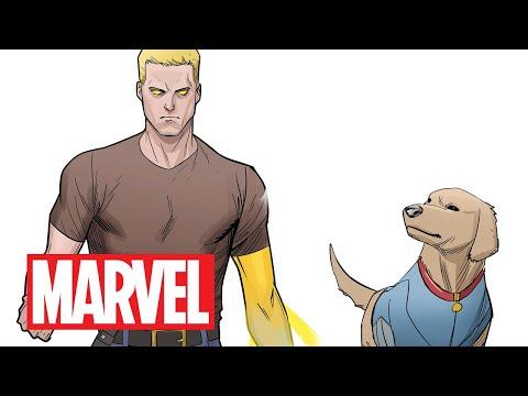 A Hero Walks Among Us   Marvel Make Me A Hero