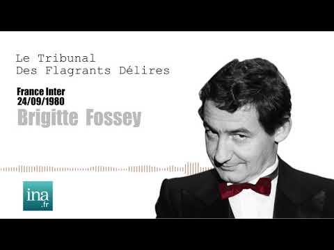 Brigitte Fossey : Le réquisitoire de Pierre Desproges | Archive INA