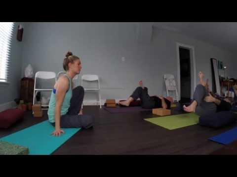 Yoga for Men 50+ Video