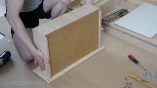 видео Комод с ящиками. Купить недорого в интернет-магазине