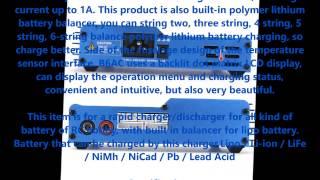 imax b6 ac b6ac lipo nimh 3s rc battery balance charger