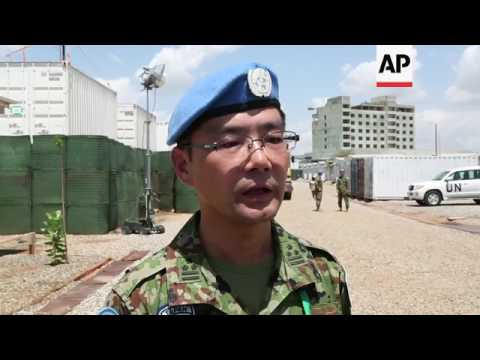 Last Japanese peacekeepers leave South Sudan
