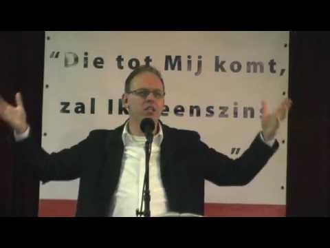 Preek: De Christelijke vrijheid (Arjan Baan)
