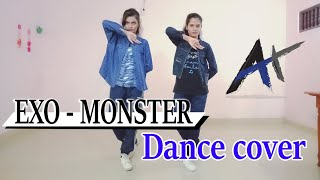 EXO - (엑소) - Monster Dance cover by AT4