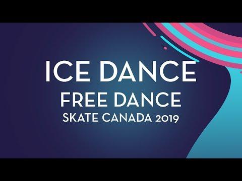 Ice Dance Free Dance | Skate Canada 2019 | #GPFigure