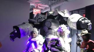 Awesome Overwatch Cosplay At The Kotaku Cosplay Ball