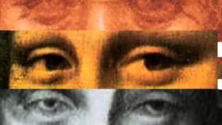 993+981 レプティリアンの男たち(ダビンチが描いた謎の男)Reptilian painted by Da Vinci Who is this Manこの男は誰か