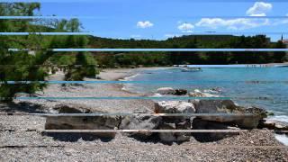 Camp site Denka - Loviste - Peljesac - camping Croatia