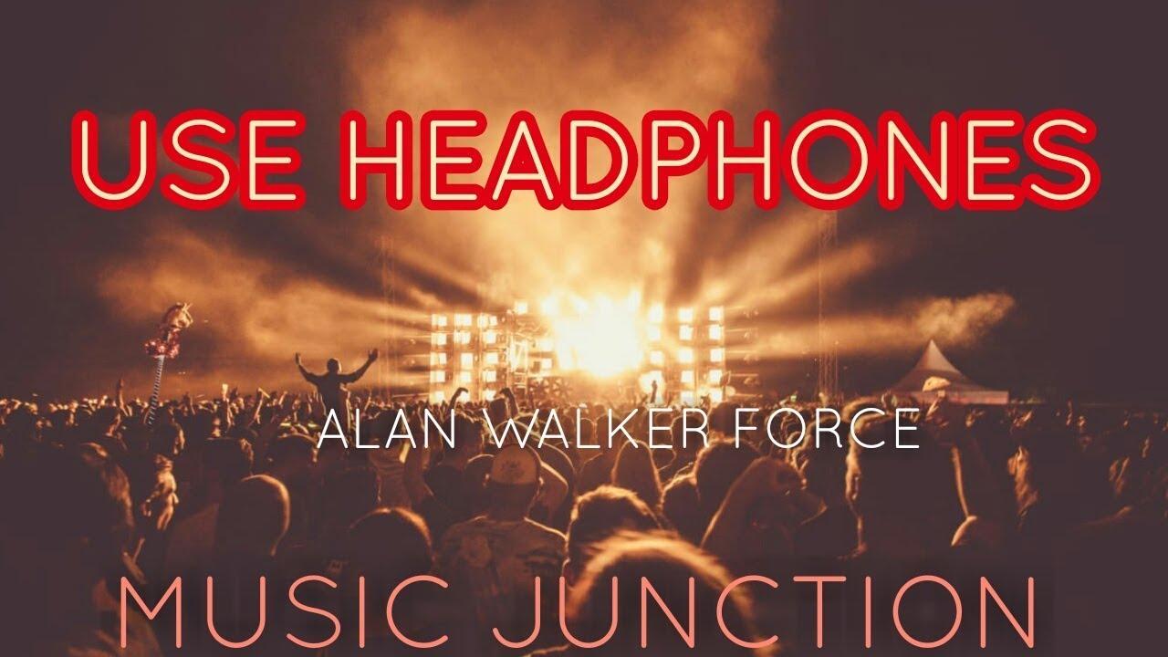 Alan Walker - Force (8D AUDIO) (USE HEADPHONES) - YouTube