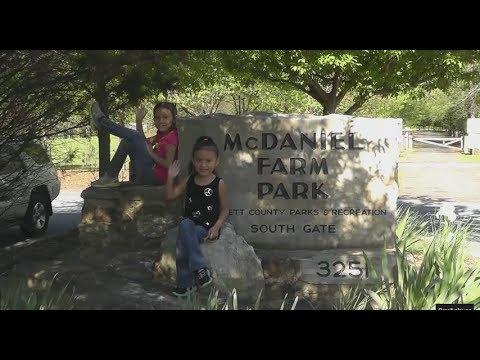 Exploring Mcdaniel Farm Park Gwinnett County Georgia