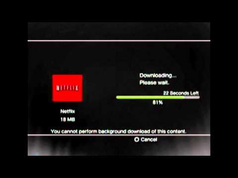 PS3 Netflix Fix