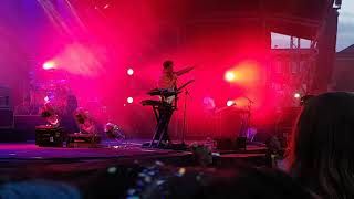 The Wombats - I Don't know Why I Like You But I Do- LIVE Castlefield Bowl Manchester