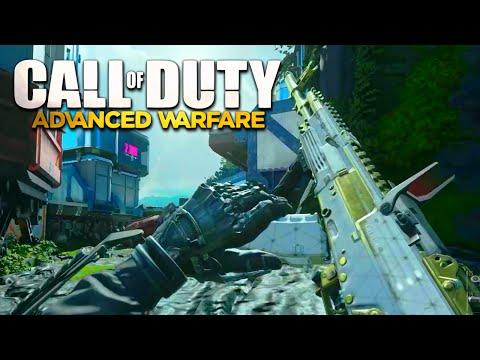 Call Of Duty ADVANCED WARFARE (PC) #2 - Agora sim, Conhecendo o jogo !