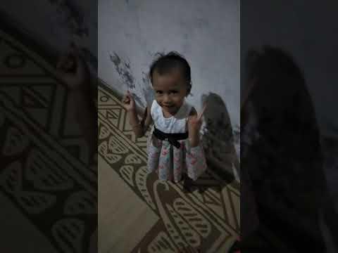 Lagu Anak - Cicak Di Dinding - Syarifatunnisa
