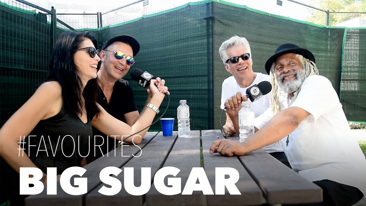 Big Sugar Interview at Beer Festival - Live In Limbo