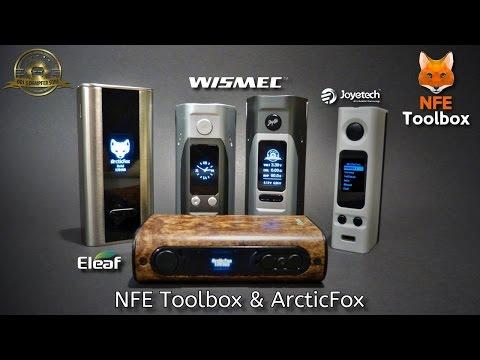 NFE Toolbox & ArcticFox Firmware