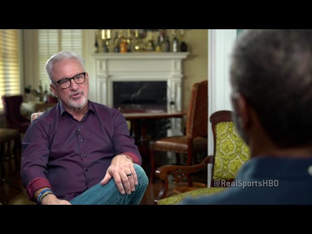 Joe Maddon-World Series Rain Delay Meeting: Real Sports Bonus Clip (HBO)