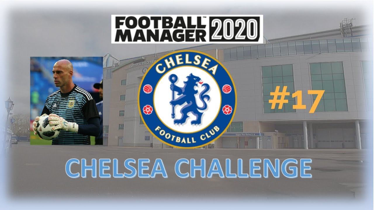FM20 | Chelsea Challenge # 17 | Club World Cup | Football ...