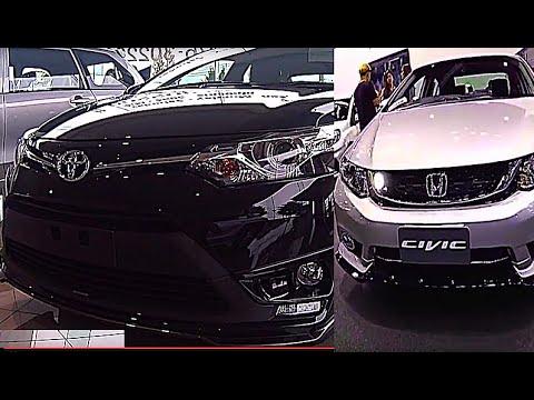 All New Corolla Altis Vs Civic Grand Avanza G 1.3 Toyota 2015 2016 Honda Youtube