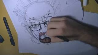 Heisenberg (Speed Drawing)