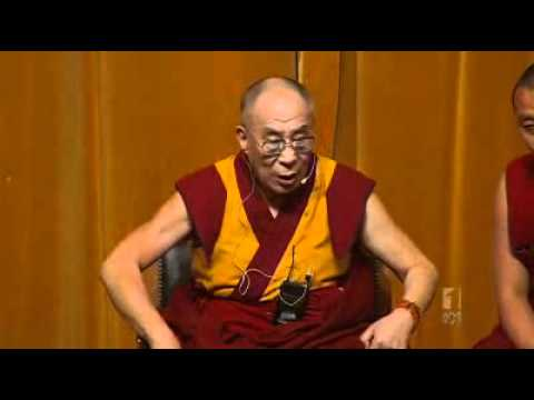 Dalai Lama visits Fremantle