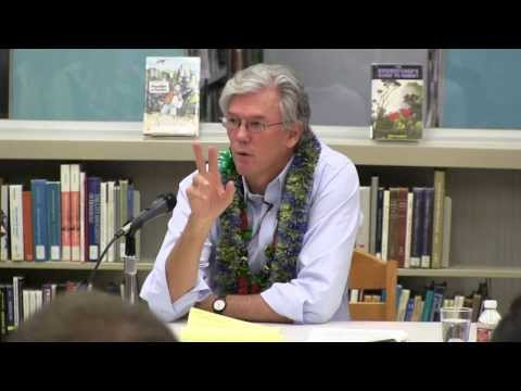 """""""Literary Journalism"""" - Conversations on Writing with William Finnegan (February 27, 2014)"""