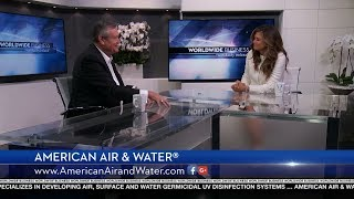 American Air & Water featured on Worldwide Business with kathy ireland®