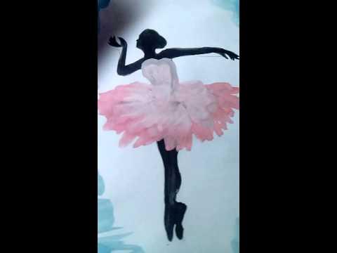 Картинка Балерина  1 часть