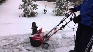 Фото Електричний снігоочищувач AL KO SnowLine 46 E снігоприбиральник SnowLine 46 E