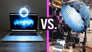BEST light for Zoom meetings: $10 vs. $1000 Light