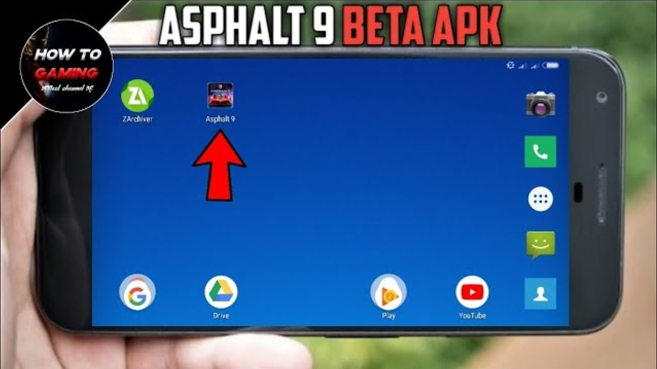 How to download asphalt 9 in android by tech by prs youtube how to download asphalt 9 in android by tech by prs ccuart Gallery