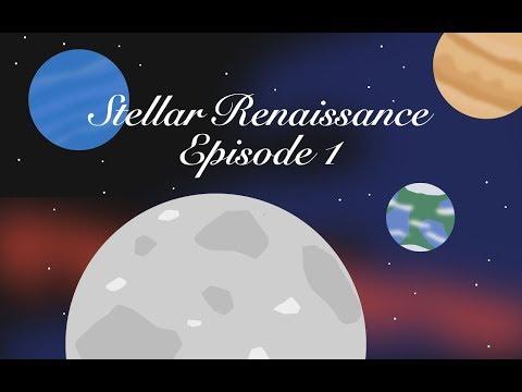 Stellar Renaissance a sci-fi gurps adventure Ep. 1