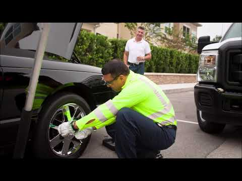 Mobile Flat Tire Change Services near Sunrise Manor NV | Aone Mobile Mechanics