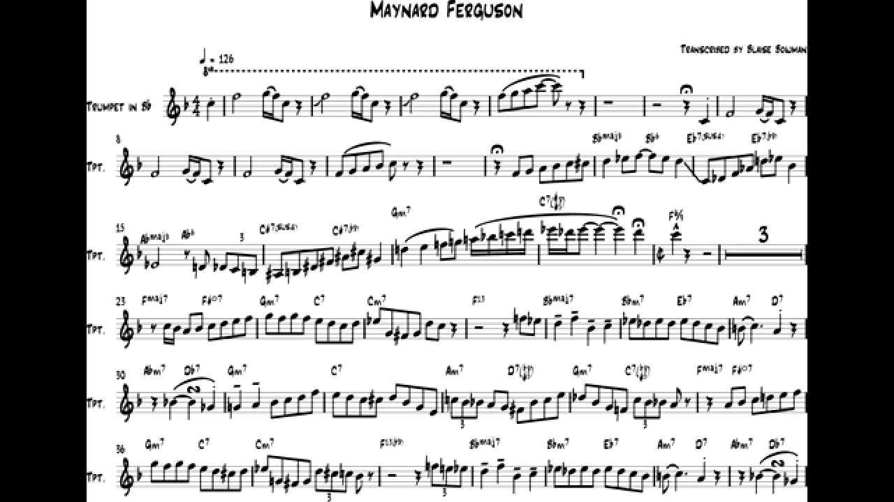 Maynard Ferguson Maynard Ferguson
