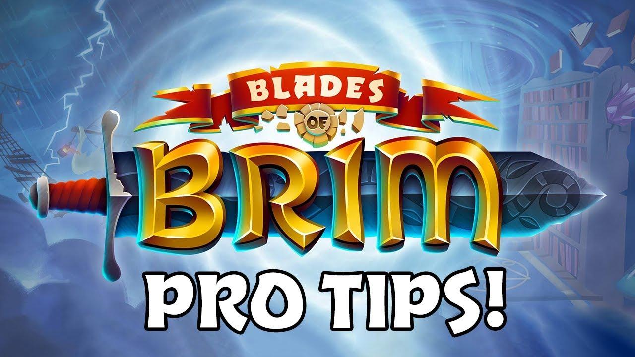 Blades of Brim Pro tip - Portals