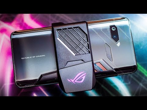 The ROG Phone is INSANE...