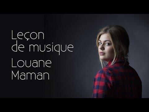 """[PLAGIAT] A quoi """"Maman"""" de Louane ressemble?"""